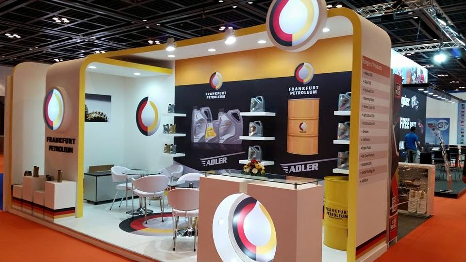 Exhibition Stand Design Companies In Dubai : Automechanika dubai