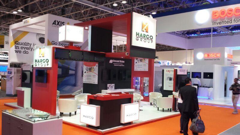 Modular Exhibition Stand Qatar : Newspace exhibition