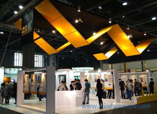 Expo Stands For : Windoor expo china window door facade