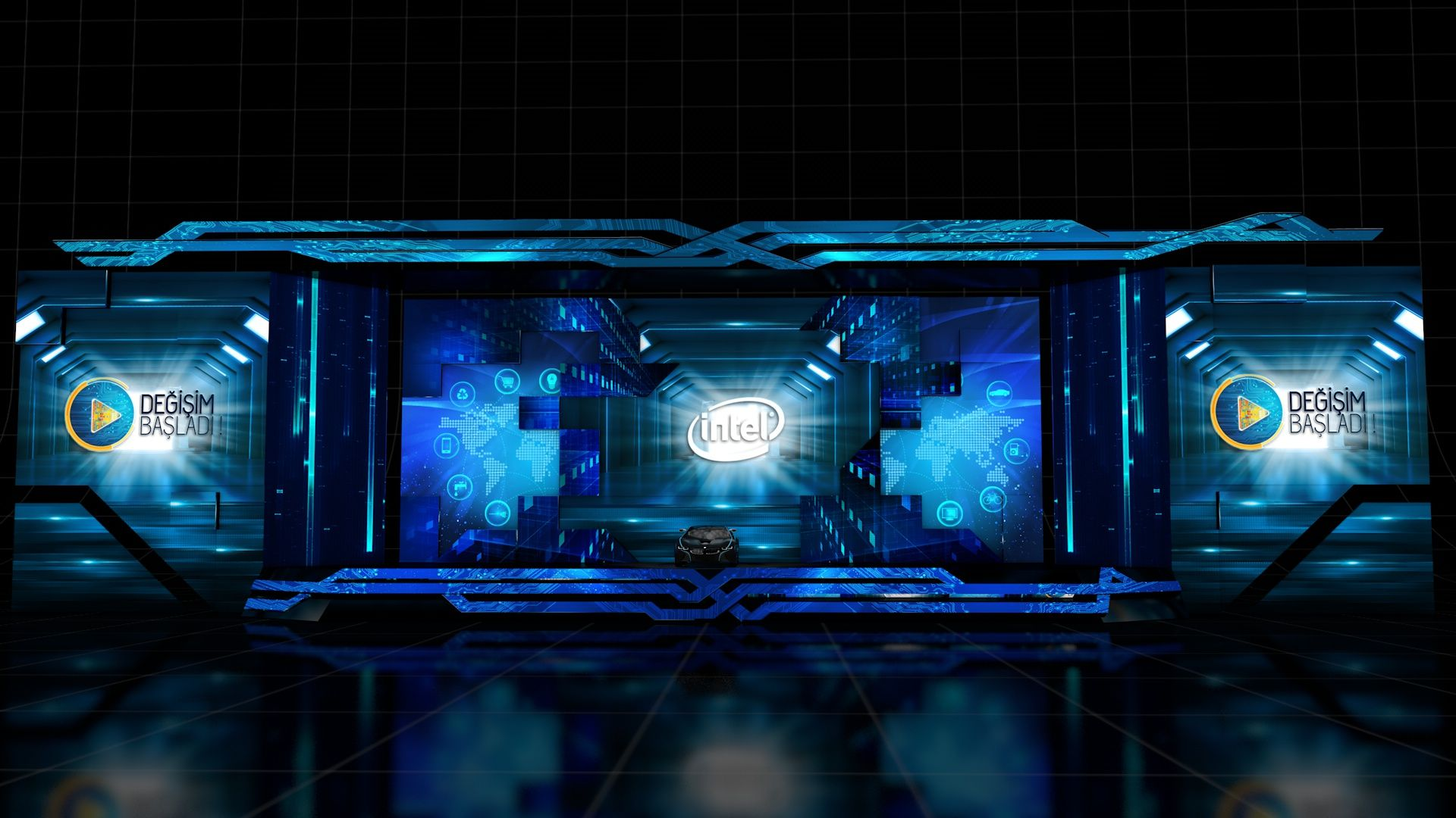 Intel Technology Conference 2015