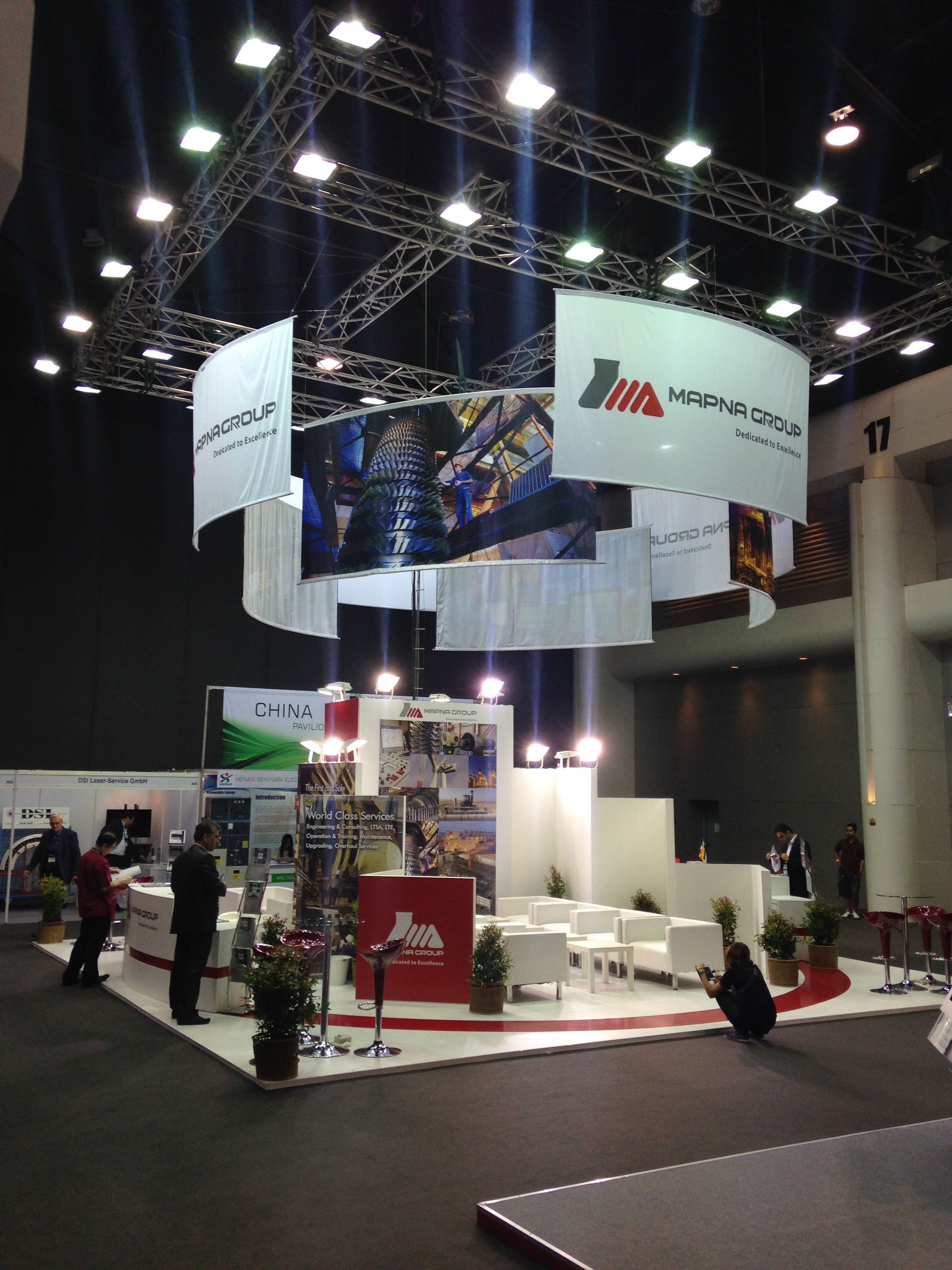 Mapna group iran for Houze design