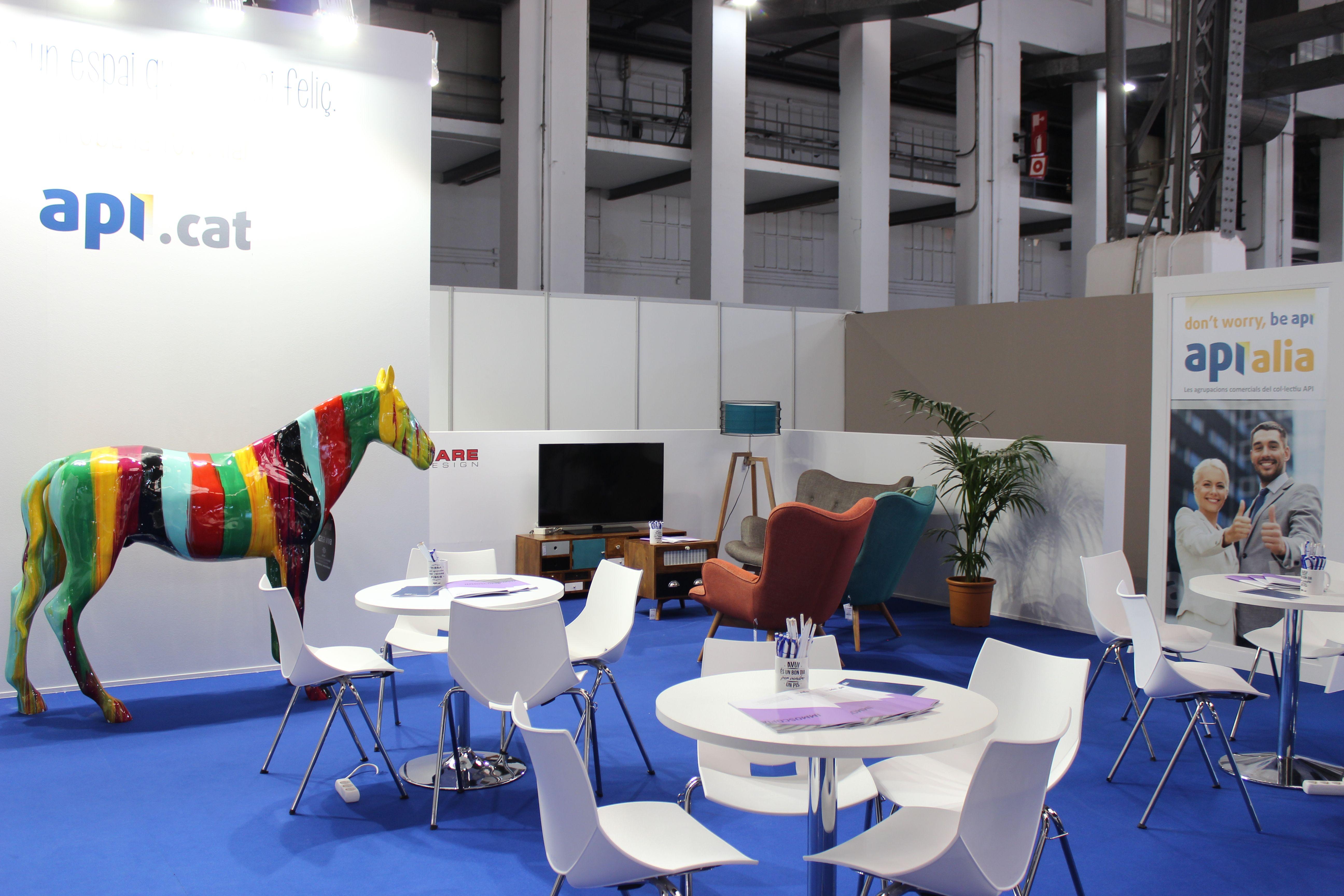 Stand decor en barcelona meeting point 2015 for Ferias barcelona hoy