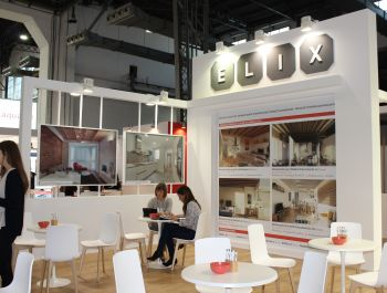 Stand Decor in Barcelona Meeting Point 2015