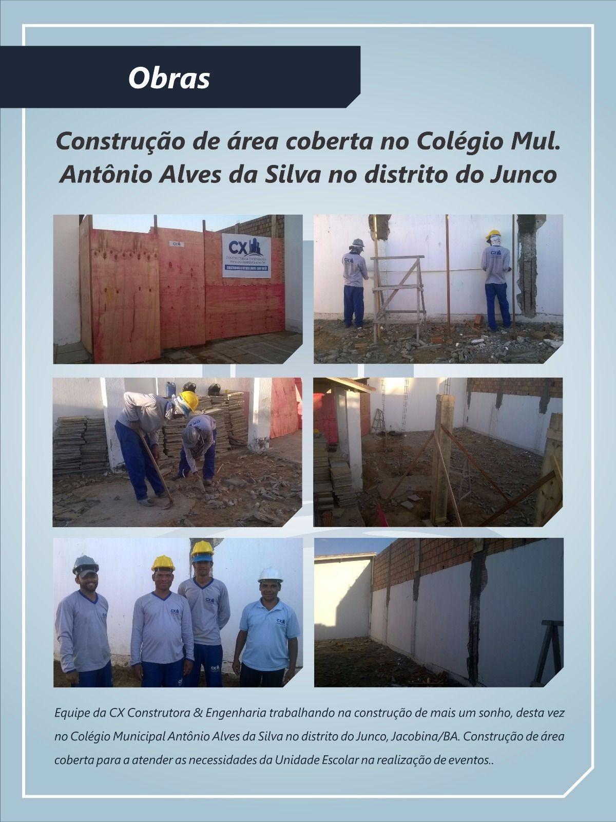 CX Construtora e Engenharia