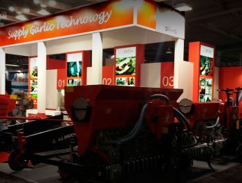 Grupo ALC develops the stand project of the exhibitor JJ Broch at the 30th Edition of Agritechnica fair, Hanover