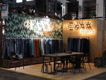 Stand Decor in Denim Barcelona 2015