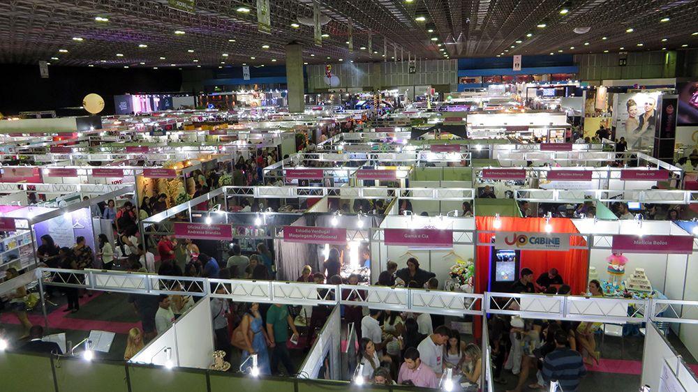 Expo Noivas Stands : Expo noivas festas