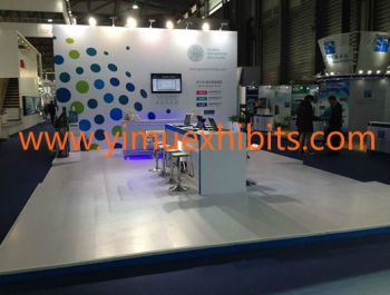 GNS @ MARINTEC CHINA 2015 YiMU Exhibits-China exhibition stand builder&Hongkong stand contractor