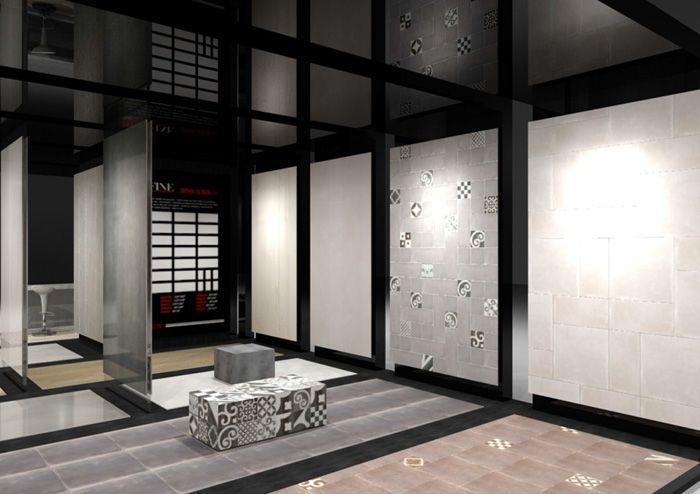 vogue allestimenti s r l. Black Bedroom Furniture Sets. Home Design Ideas