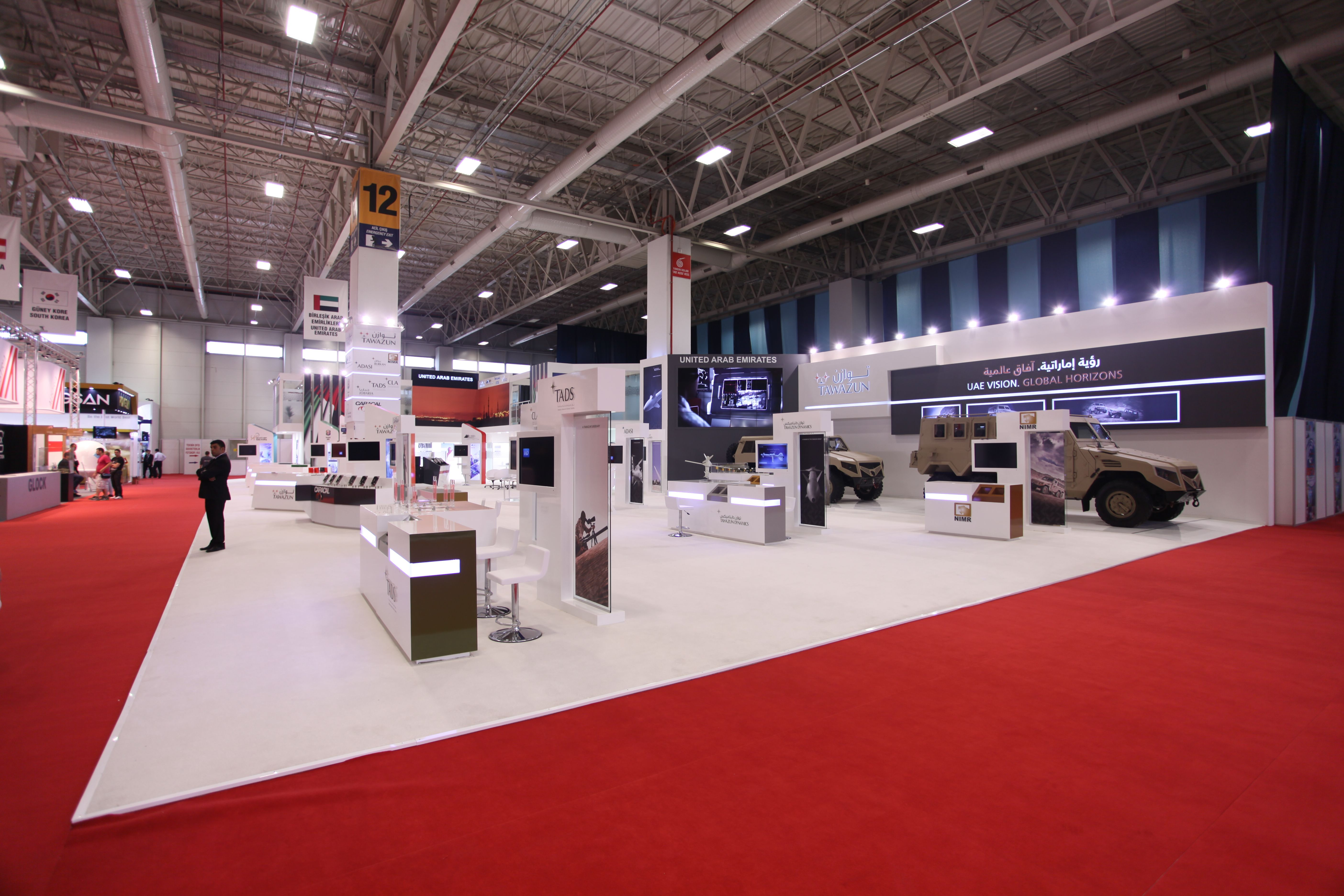 Expo Stand Brasile : Asel expo