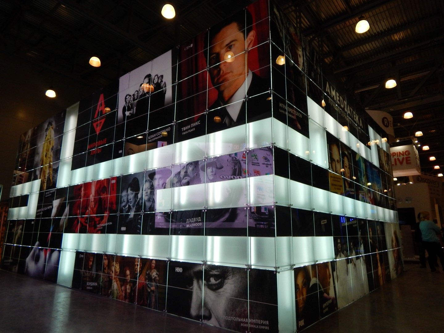 Modular Exhibition Stands Quotes : Modular glass neo system