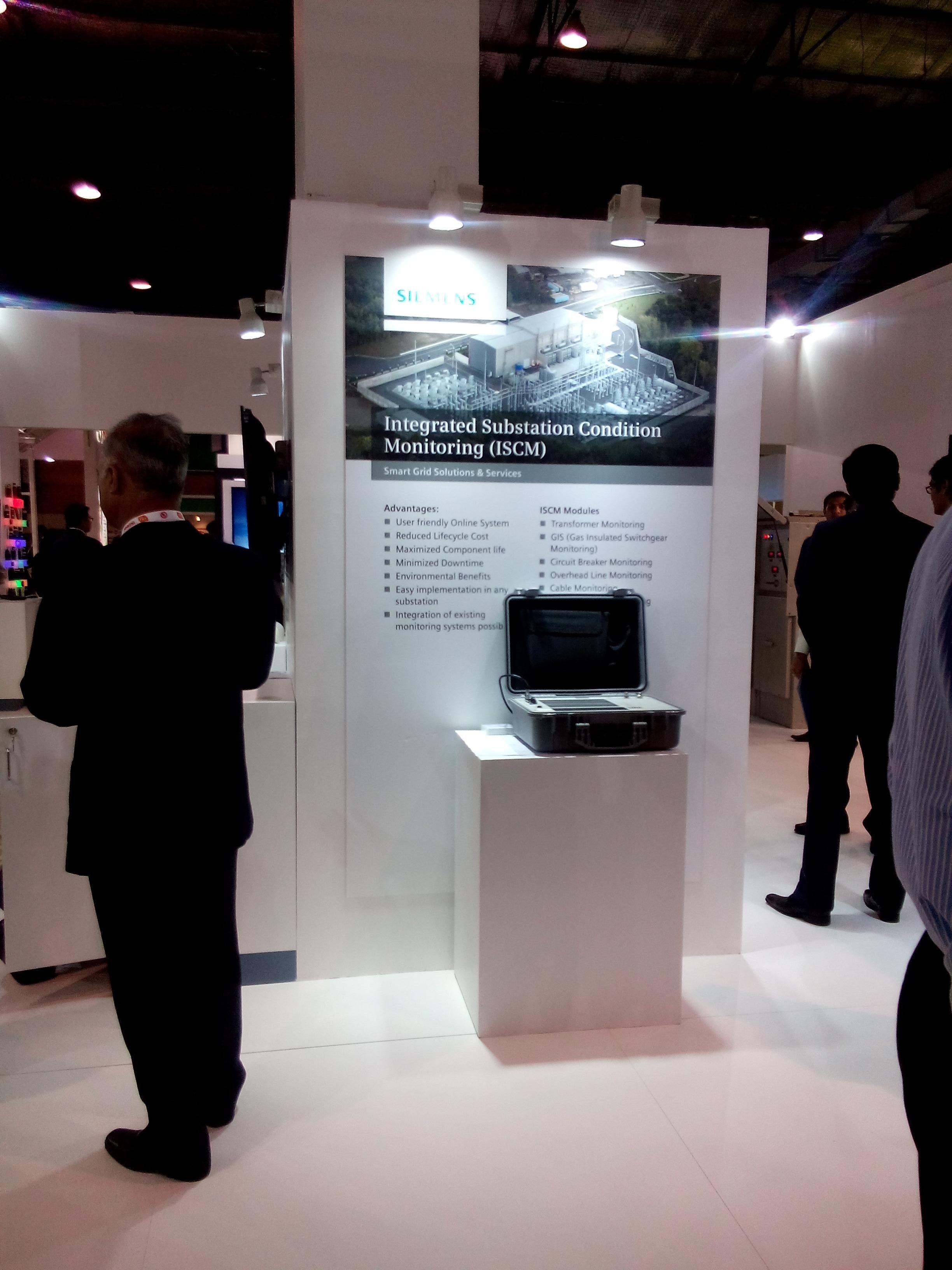 Insta Exhibition Stall Pvt Ltd : Siemens