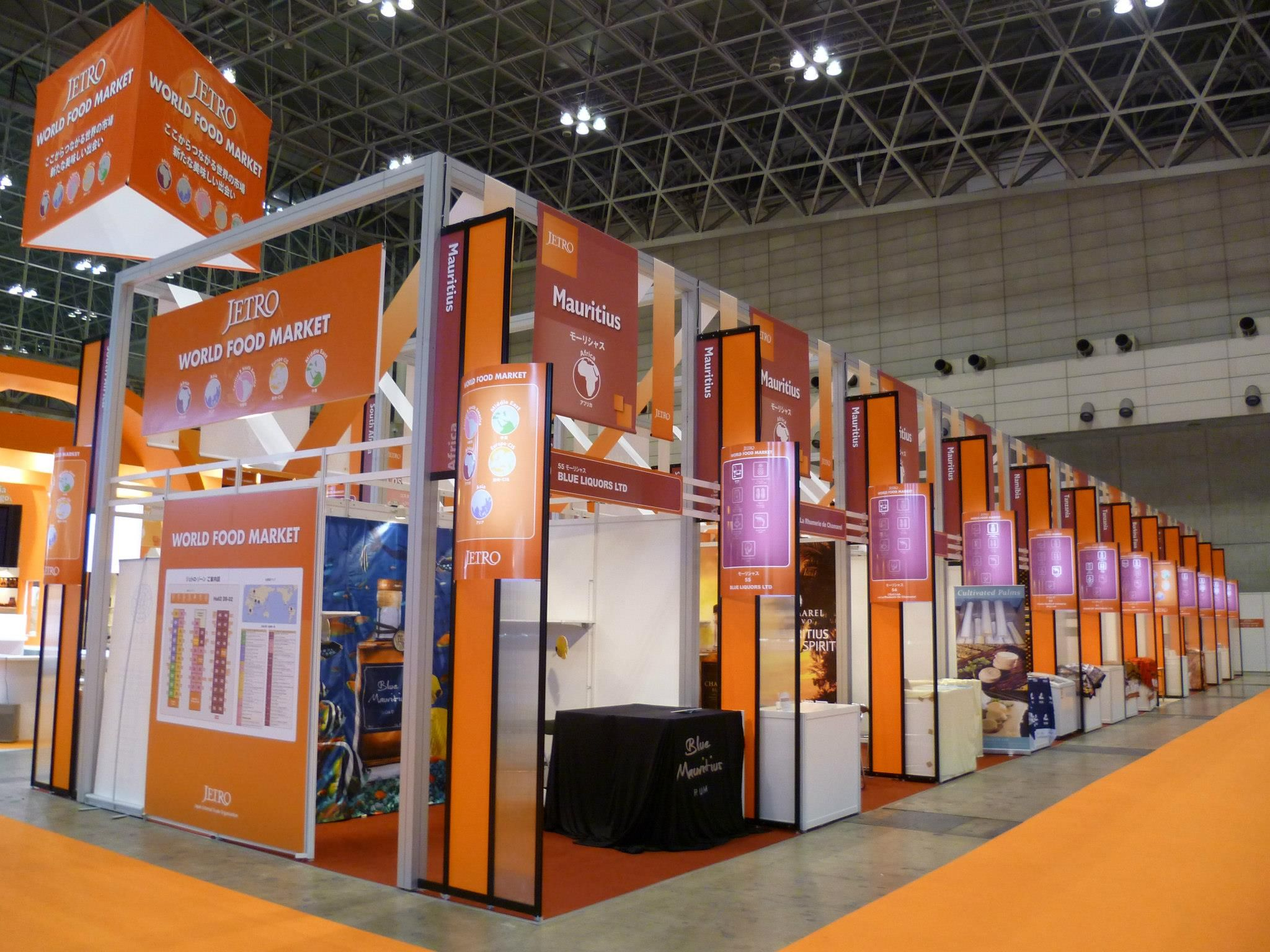 Expo Exhibition Stands Election : Expo international ltd