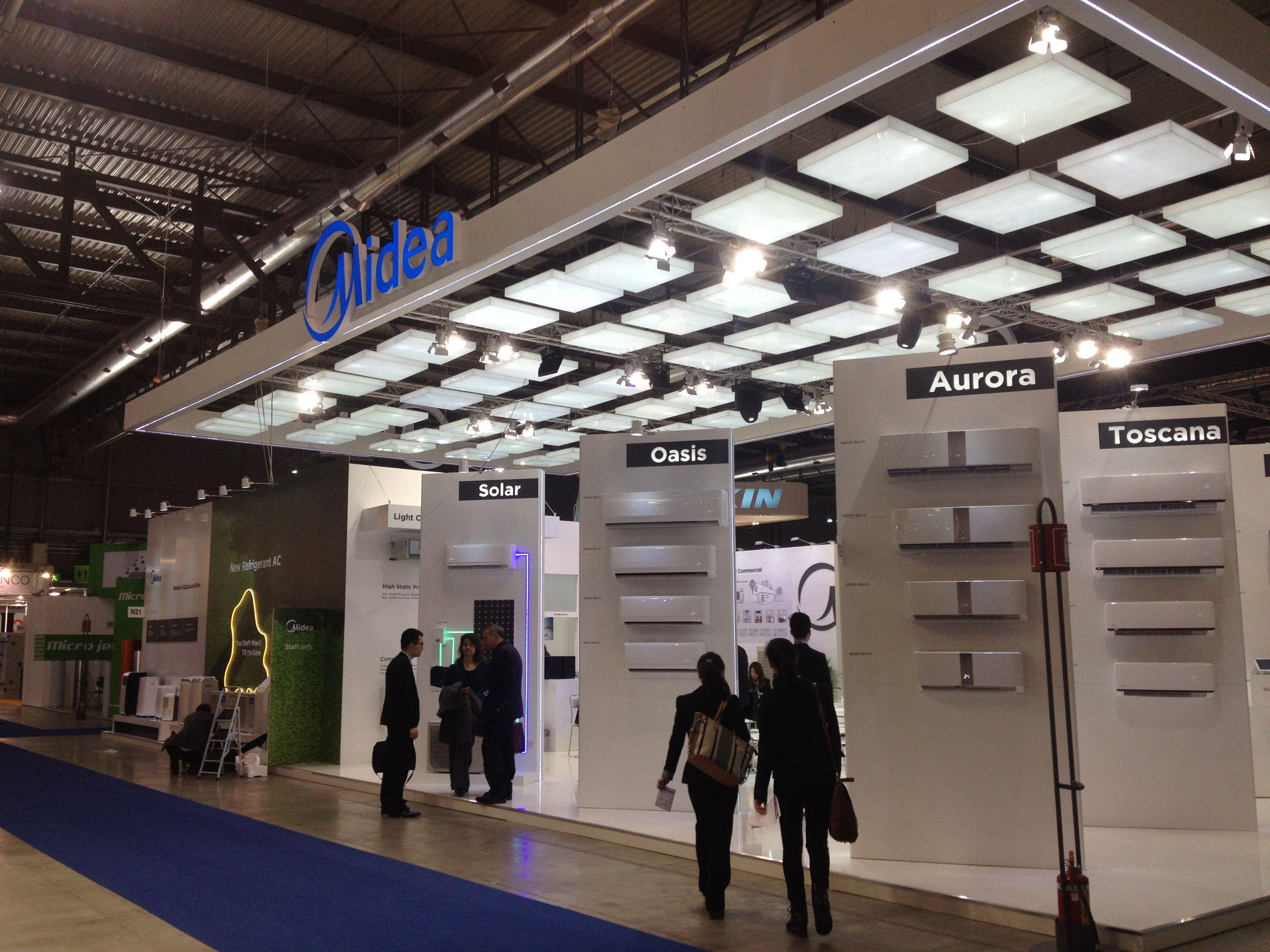Best Stands Expo Milan : Midea mce milan