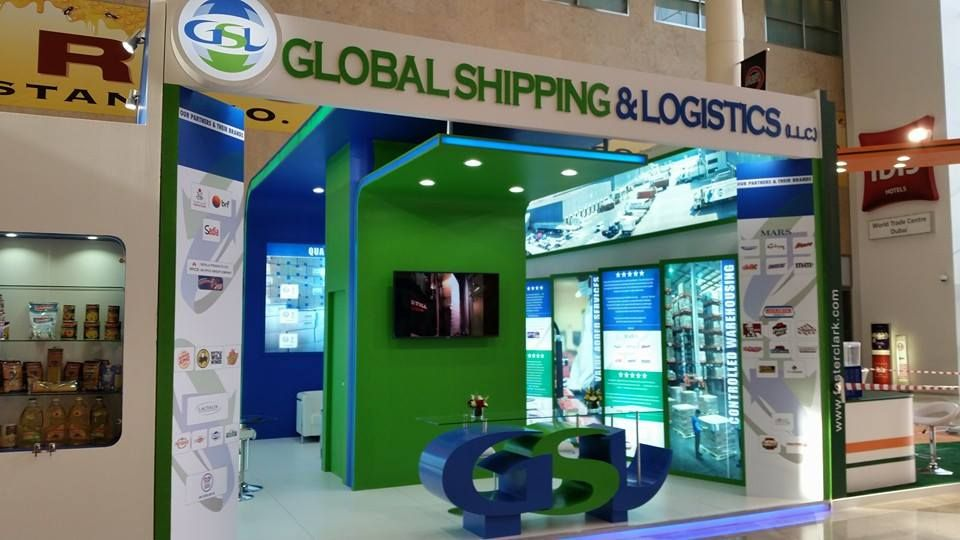D Exhibition Jobs In Dubai : Global branding recently executed beautiful exhibition