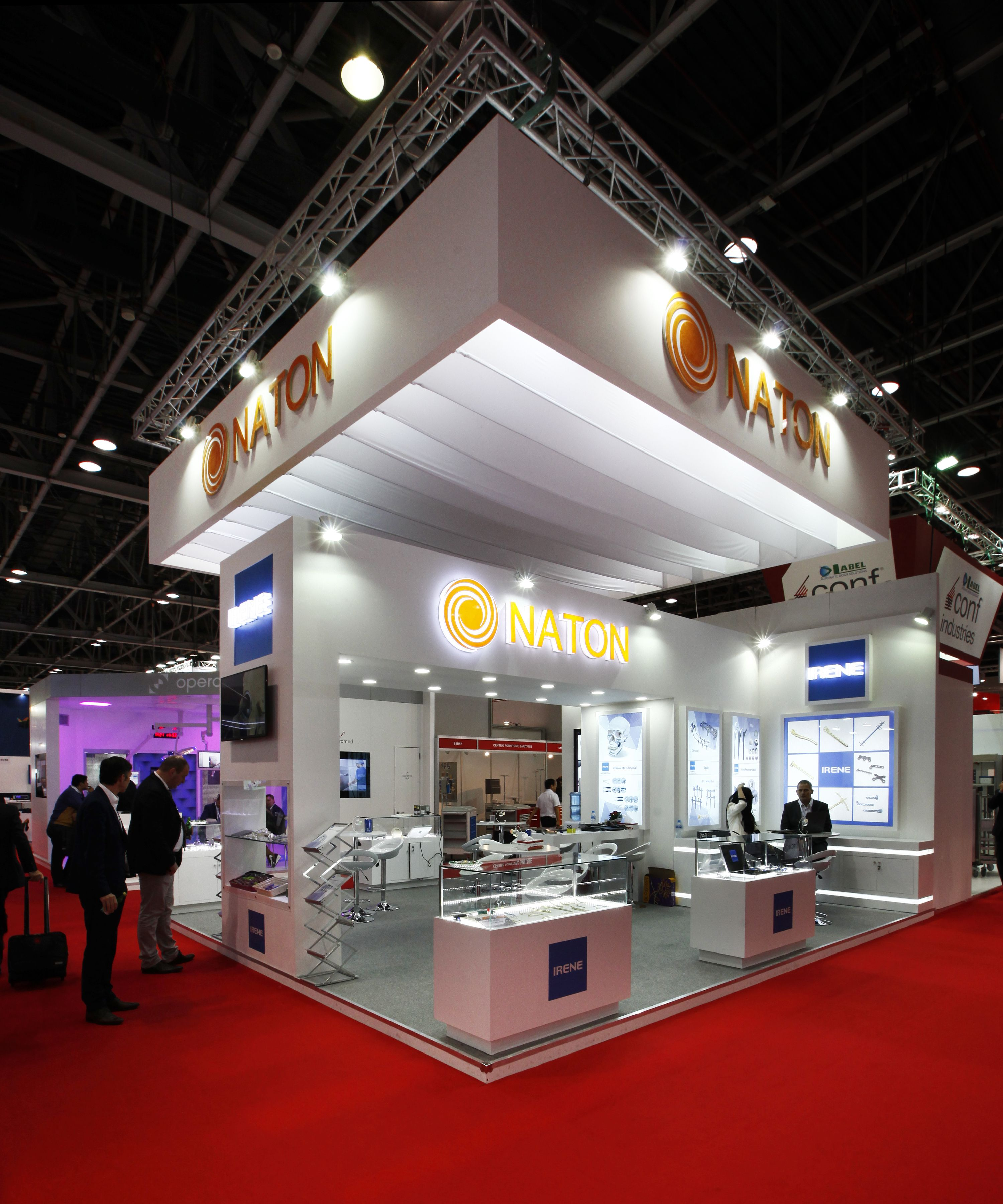 Exhibition Stand Circle : Circle exhibition services llc