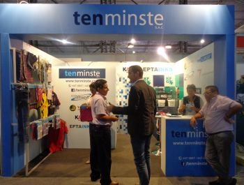 Expotextil Perú 2015 /  Stand Design and Manufacturing