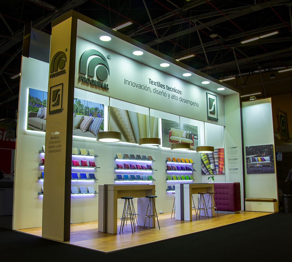 Exhibition Stand Assembly : Design production and assembly by eco exhibition