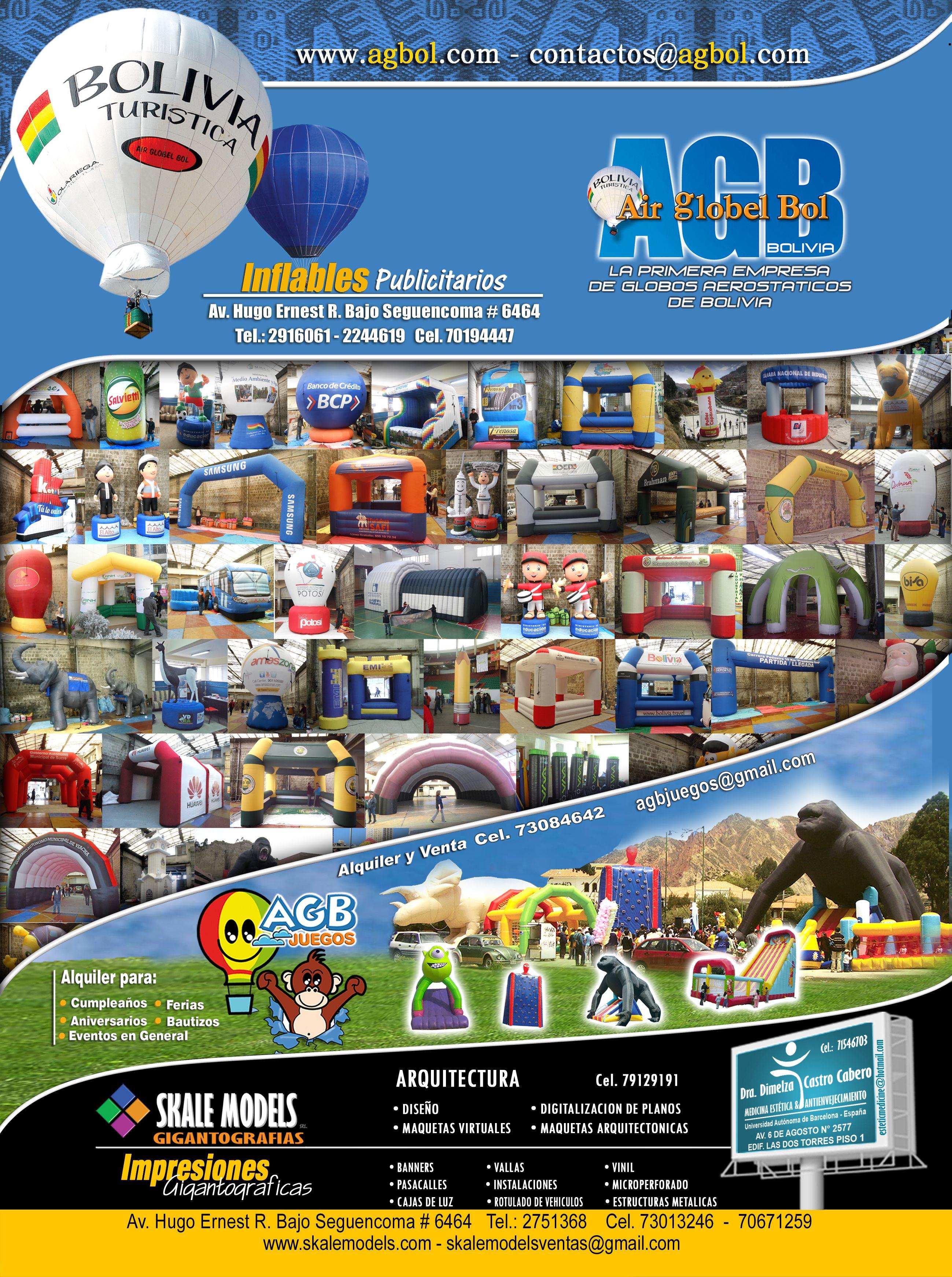 Expo Stand Bolivia : Agb bolivia