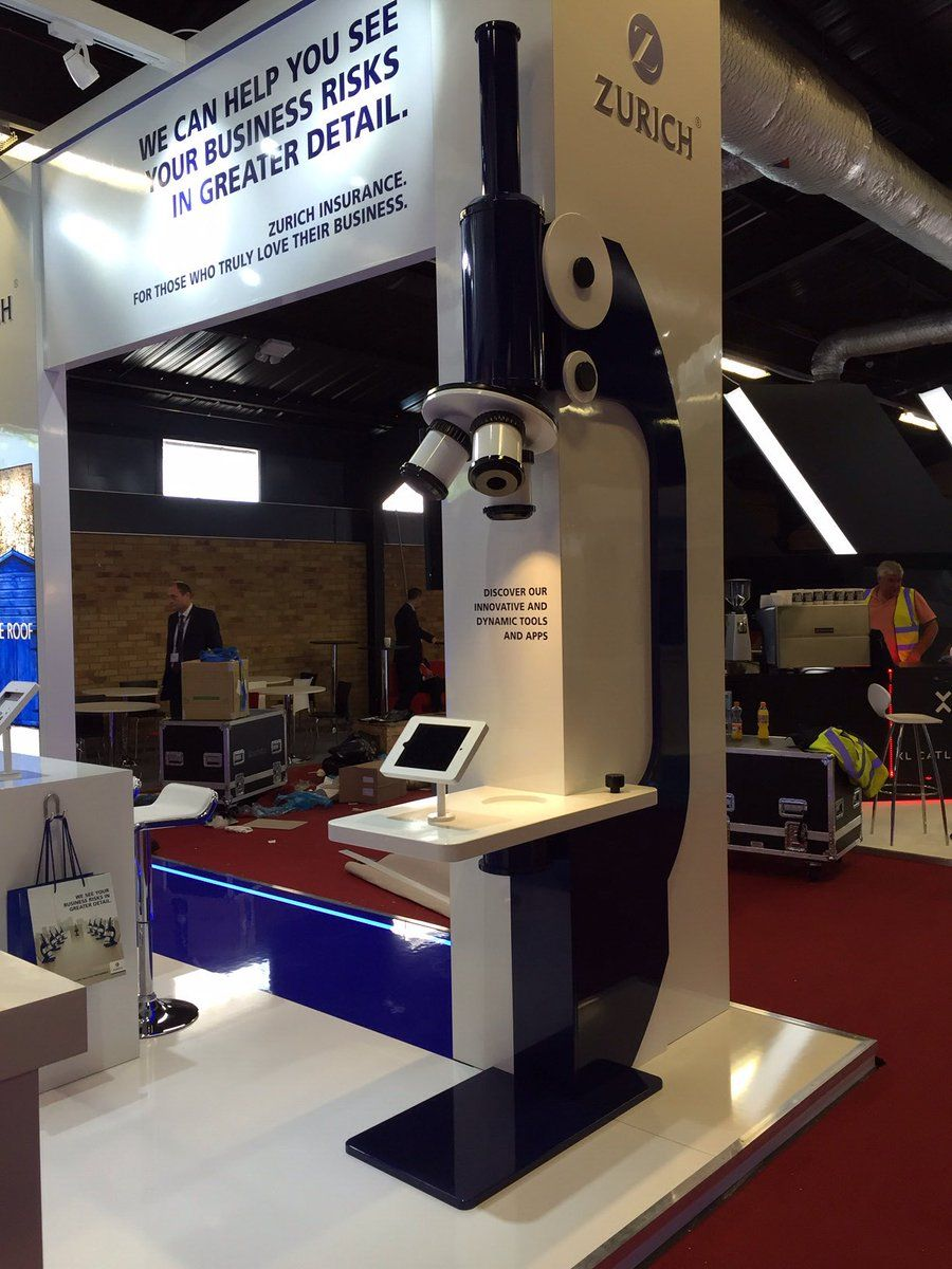 Exhibition Stand Builders Yorkshire : Zurich last day at airmic