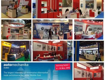 VARIOUS STANDS AT AUTOMECHANIKA