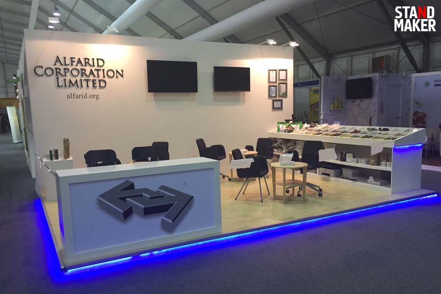 Exhibition Stand Makers In Dubai : Stand maker exhibition management llc