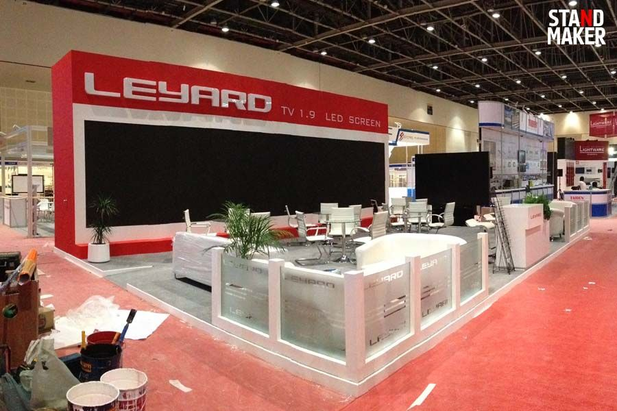 Exhibition Stand Makers : Stand maker exhibition management llc