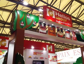 Stand Builder to HELIOS @ SIAL China 2016