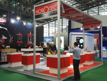 Horotec in the 27th China Watch&Clcok Fair