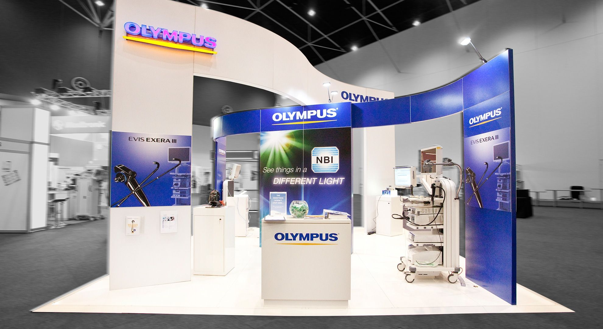 Exhibition Stand Terminology : Exhibition stand glossary display wizard