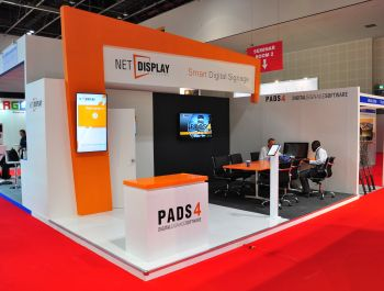 NET DISPLAY GITEX