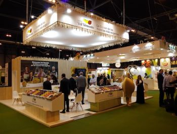 Fruit Attraction - Madrid (Spain) - Escato Stands