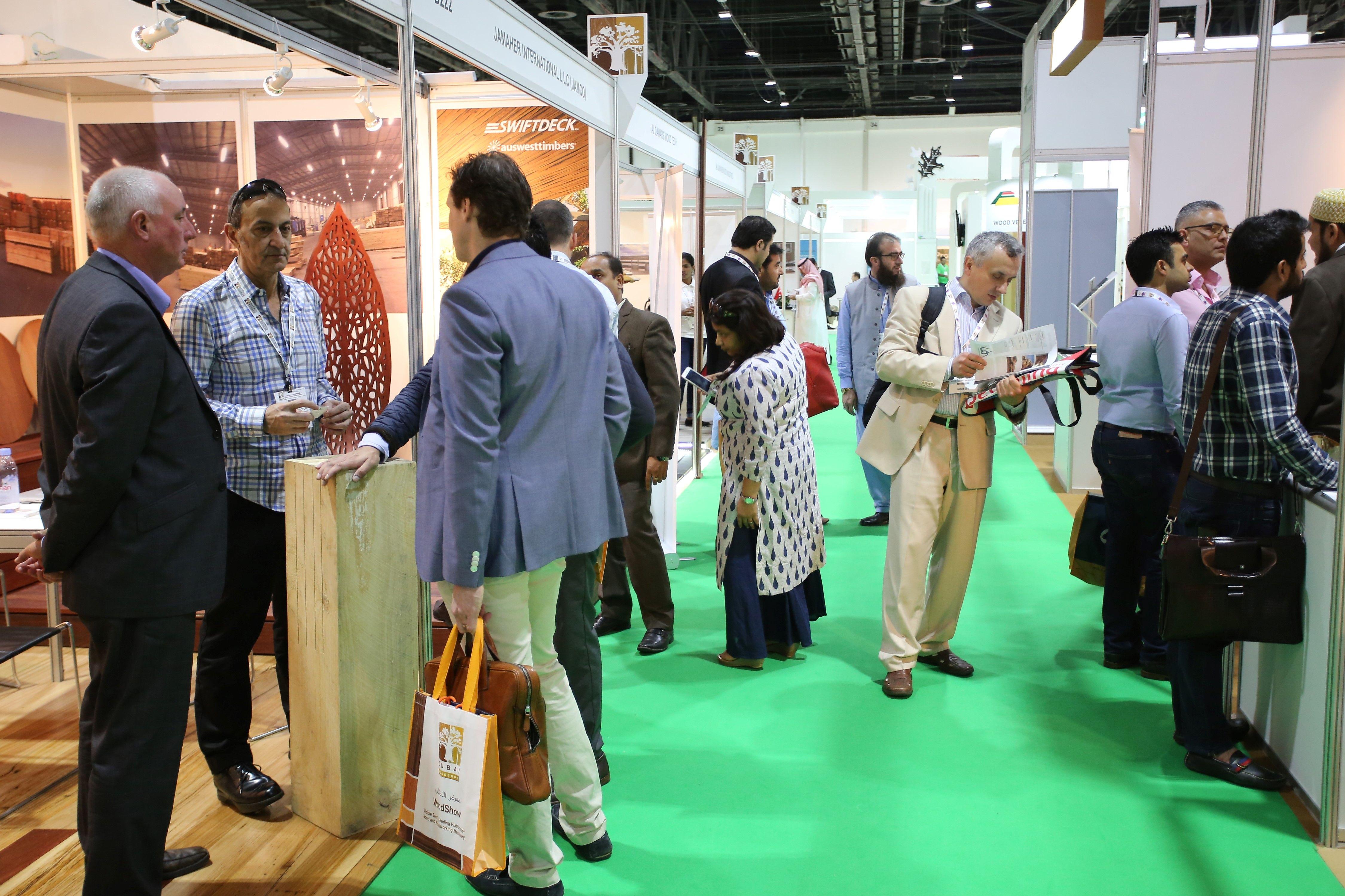 Dubai woodshow - Organisateurs de salons ...