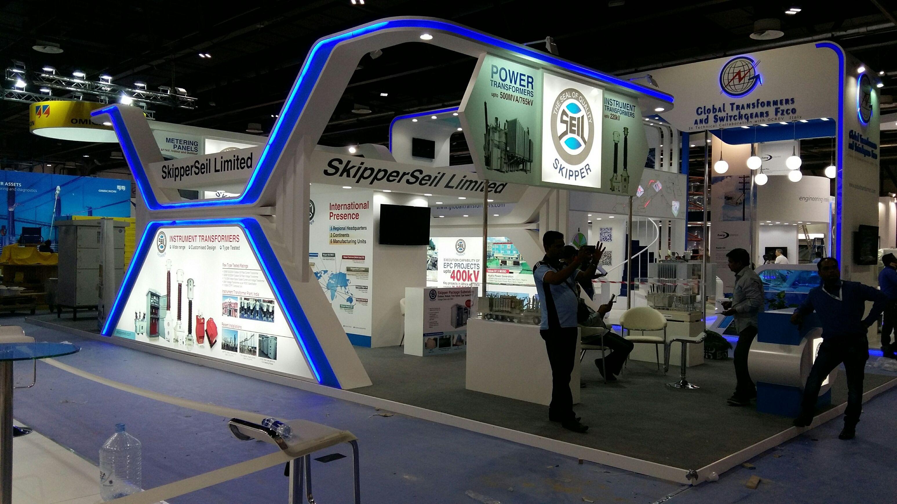 Dreamz Unlimited Llc Exhibition Stand Builders : Santosh technical works l c