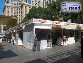 iberstand fabricacion y montaje de stands y casetas para ferias