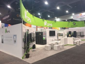 Several Successful Cases at US Solar Show in Las Vegas