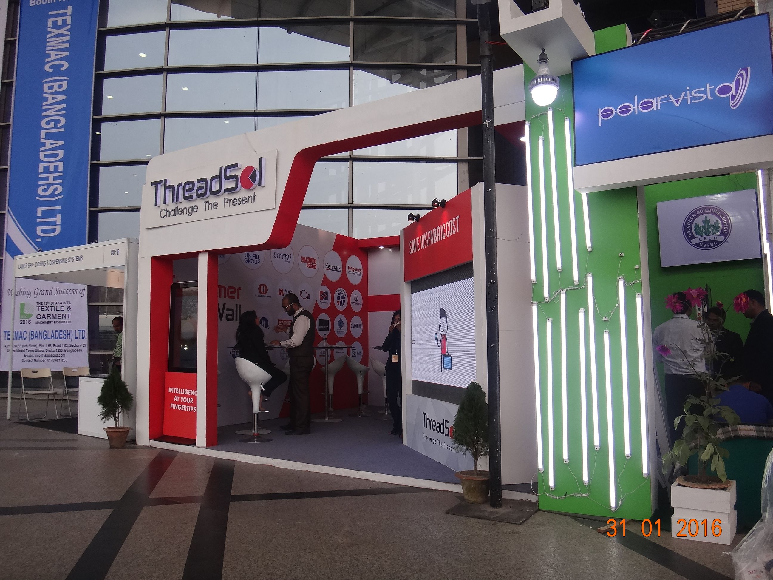 Expo Stand Bielorussia : Ananta events and expo ltd