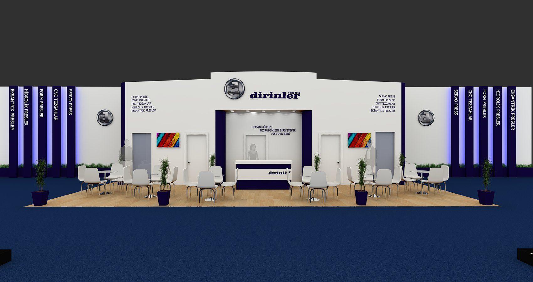 Exhibition Stand Setup : Setup point exhibition stand design