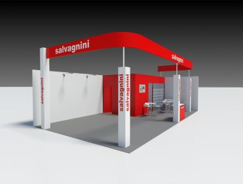 Ingegno s.r.l. for Salvagnini Italia S.p.a. Group stand BIEMH 2016 @ Bilbao, Spagna