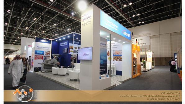 Mind Spirit Design LLC- Exhibition Stands Dubai