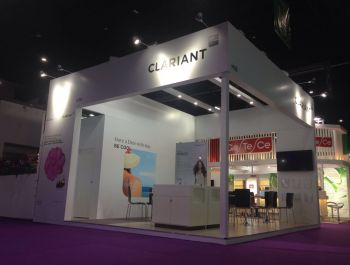 Clariant at Incosmetics Thailand