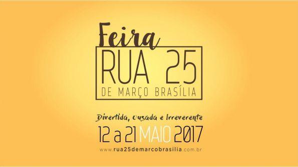 Resultado de imagem para feira 25 de março em brasilia
