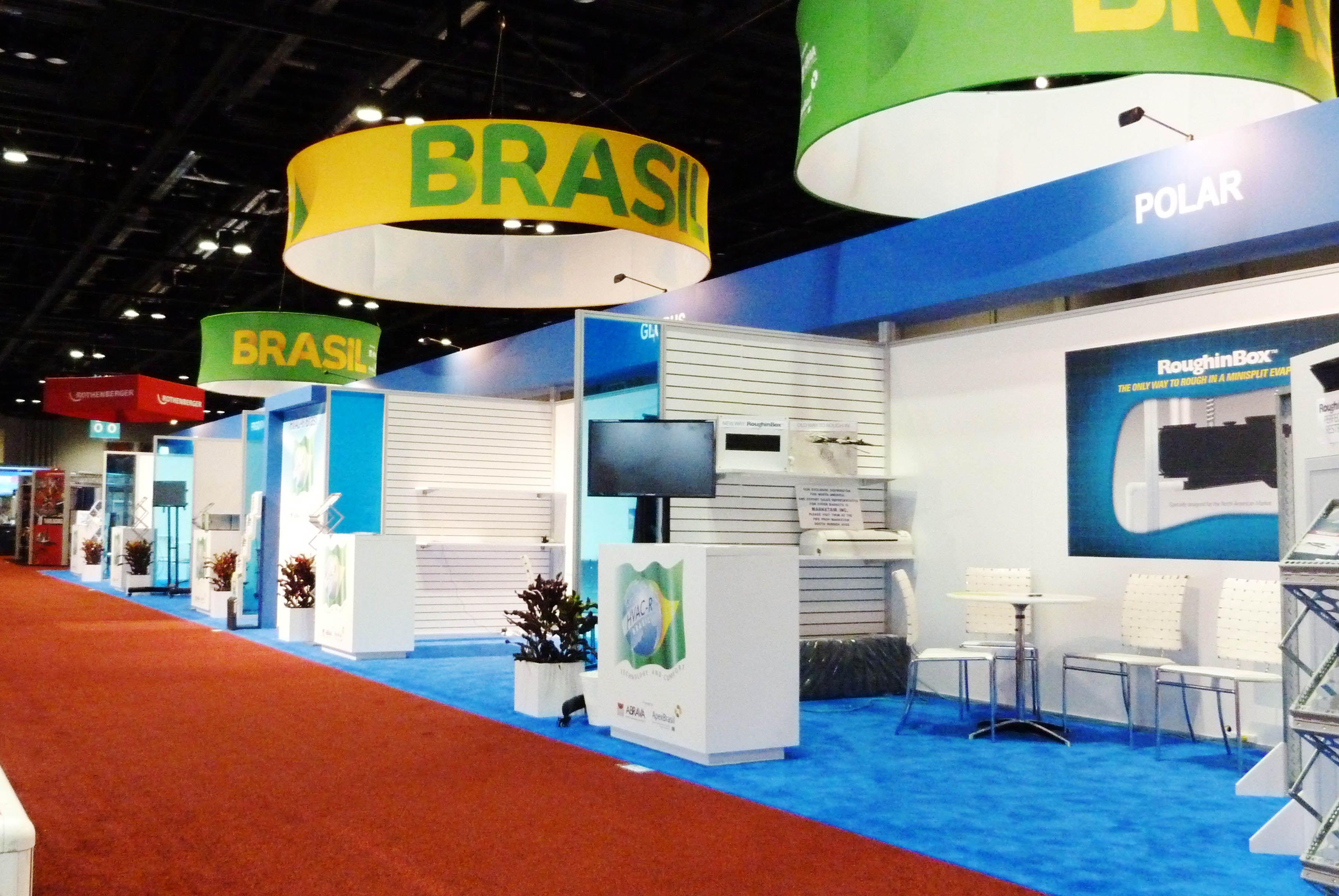 Brasil Pavilion Ahr Expo 2016