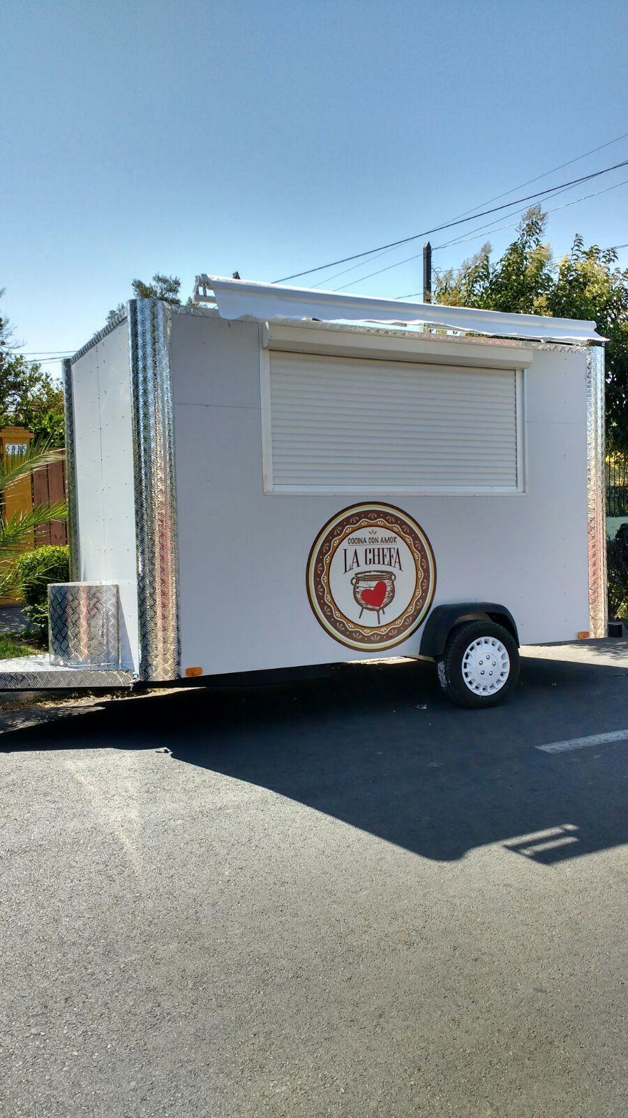 Perfil De Fornecedor De Food Truck