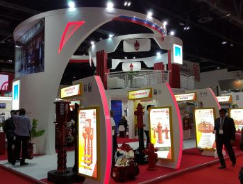 FULL SERVICE EXHIBITION STAND BUILDER AND DESIGNER IN DUBAI
