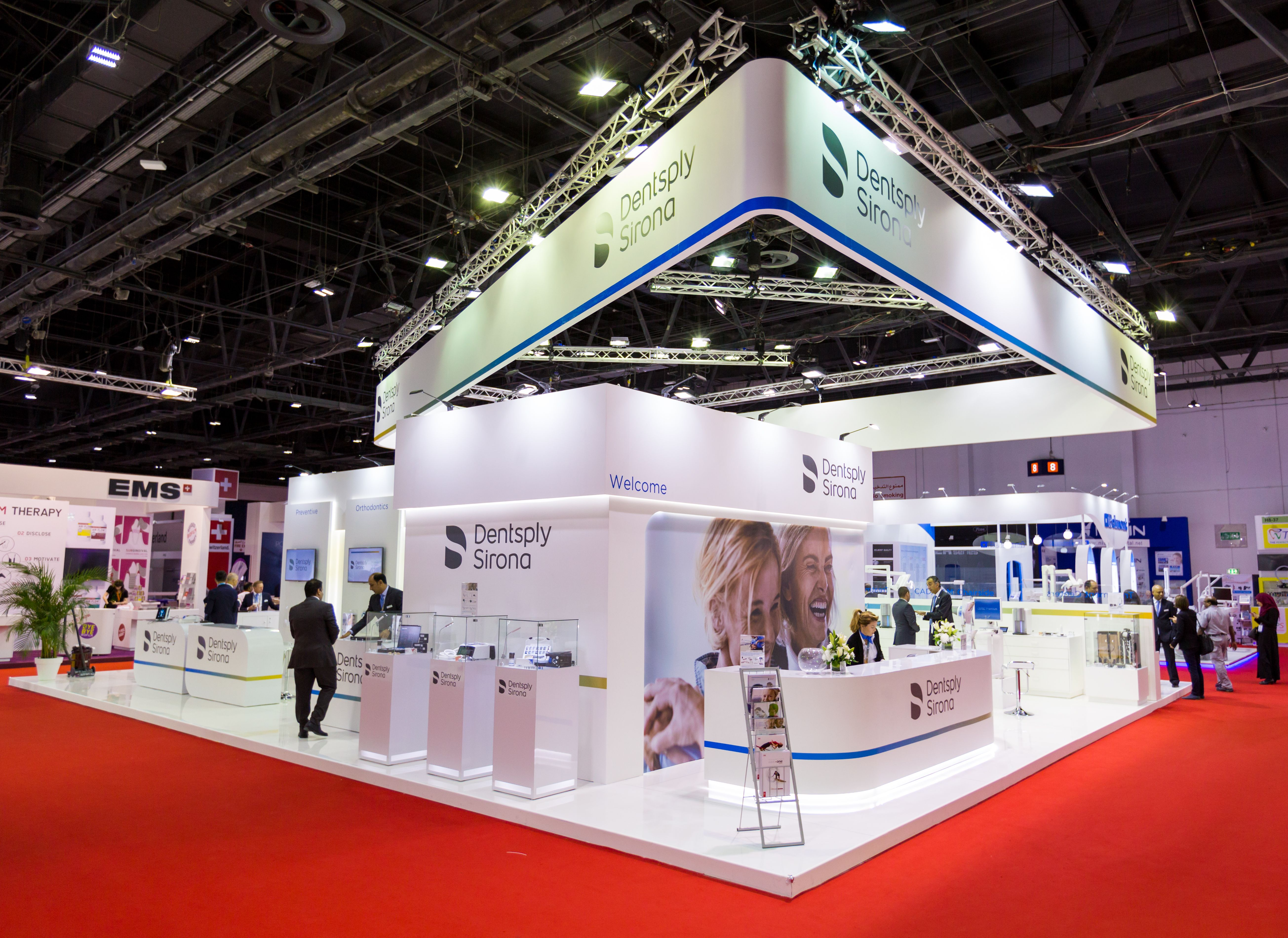 Asiatic Expo Exhibition Stand Design Amp Build : R e d international exhibition management
