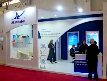 Iran Beauty & Clean 2017. AKZONOBEL