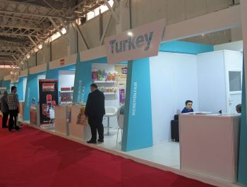 Iran Beauty & Clean 2017. TURKEY