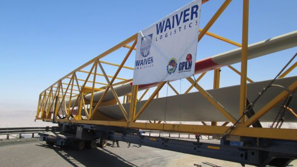 Waiver Logistics Chile