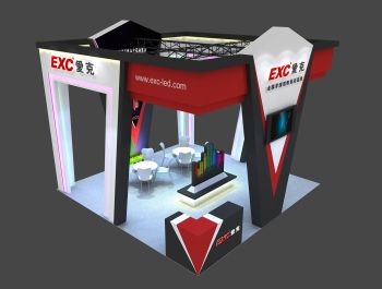 EXC at LED EXPO thailand 2017